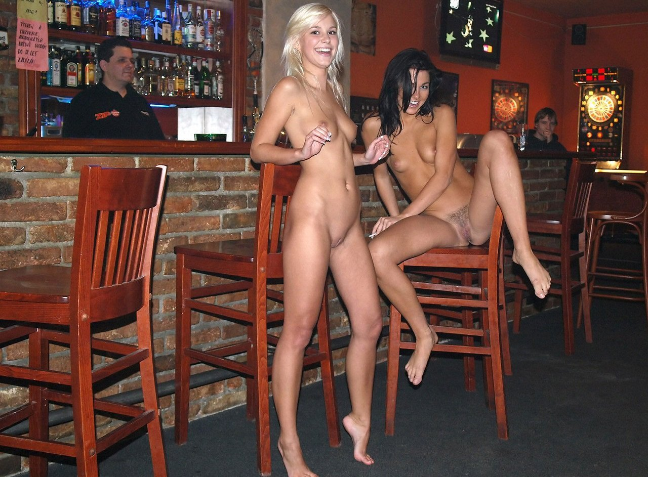 Naked girl strippers
