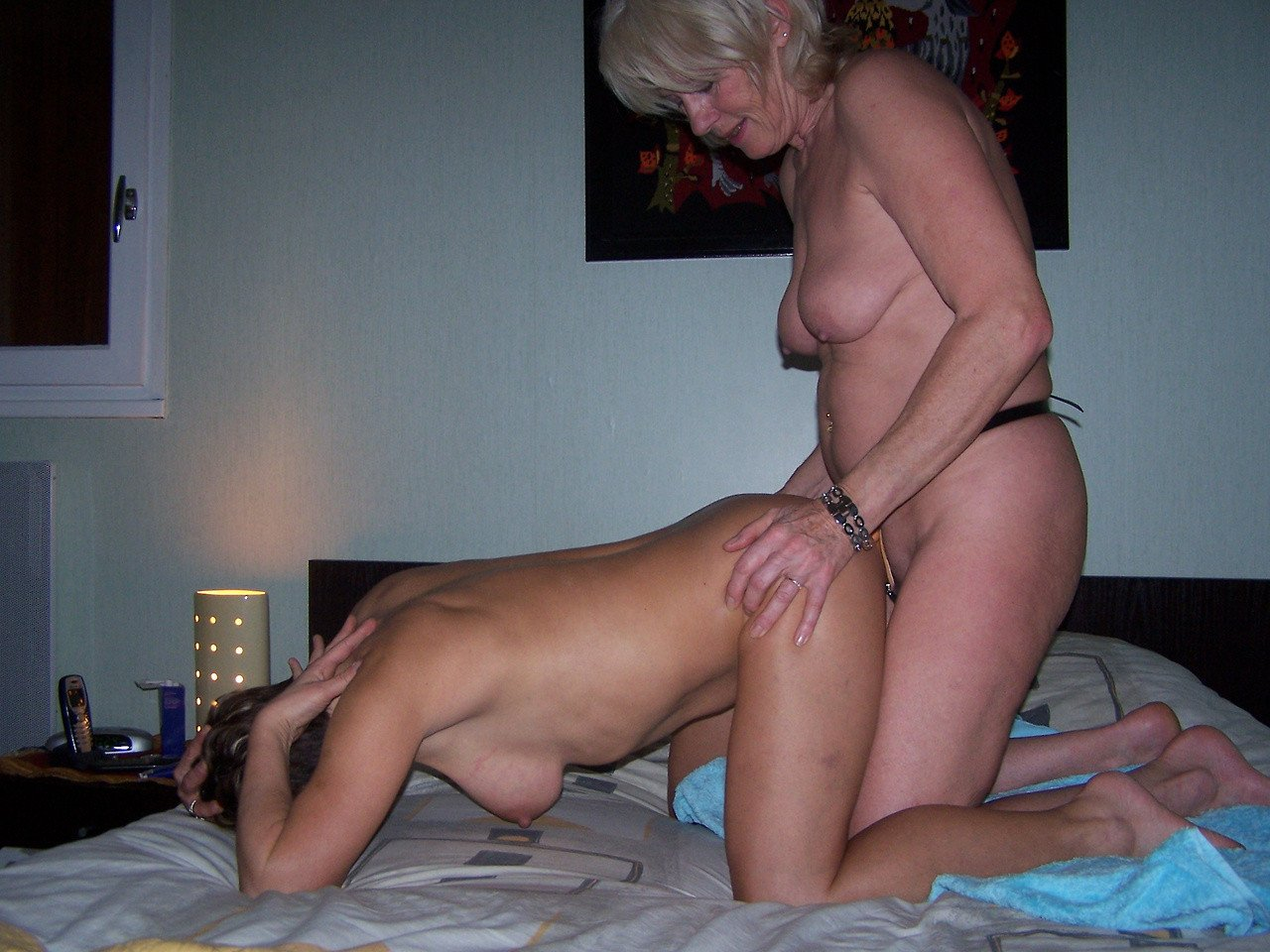 Wife Strap On Sex