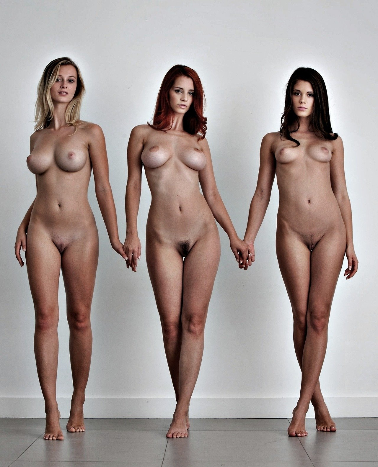 Real Nude Females